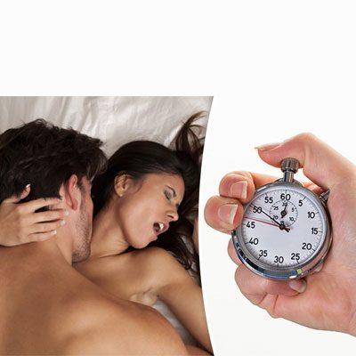 Υπάρχει «φυσιολογική» διάρκεια στη σεξουαλική πράξη;